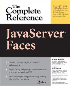 JavaServer Faces (e-bok) av Chris Schalk, Ed Bu