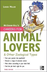 Careers for Animal Lovers (e-bok) av Louise Mil