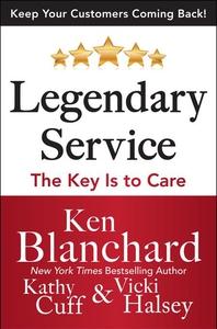 Legendary Service (e-bok) av Ken Blanchard, Vic