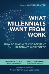 What Millennials Want from Work (e-bok) av Jenn