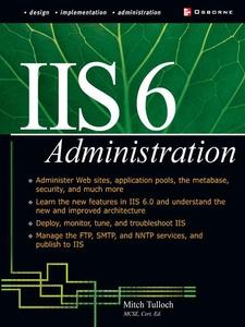 IIS 6 Administration (e-bok) av Mitch Tulloch