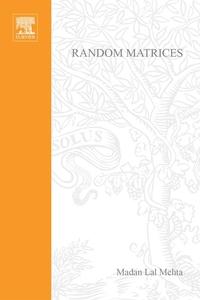 Random Matrices (e-bok) av Madan Lal Mehta