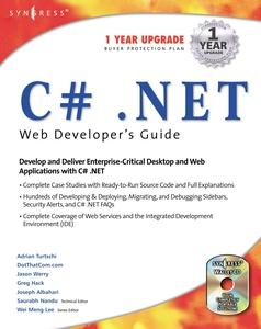 C#.Net Developer's Guide (e-bok) av Adrian Turt
