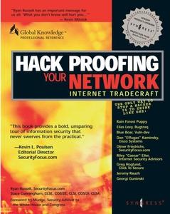 Hack Proofing Your Network (e-bok) av Syngress