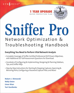 Sniffer Pro Network Optimization & Troubleshoot