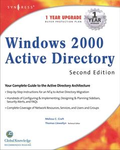 Windows 2000 Active Directory (e-bok) av Syngre