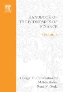 Handbook of the Economics of Finance (e-bok) av