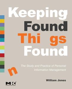 Keeping Found Things Found (e-bok) av William J