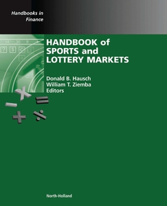 Handbook of Sports and Lottery Markets (e-bok)