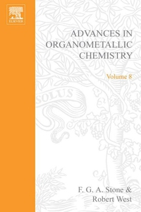 Advances in Organometallic Chemistry (e-bok) av