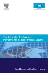 The benefits of e-business performance measurem