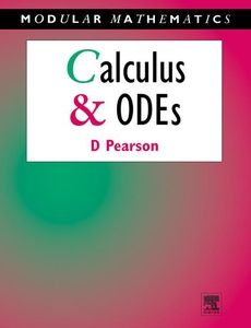 Calculus and Ordinary Differential Equations (e