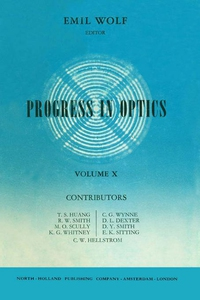 Progress in Optics (e-bok) av