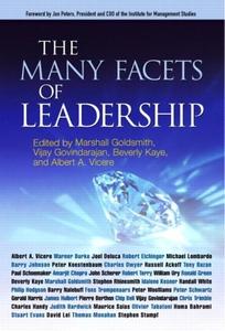 The Many Facets of Leadership (e-bok) av Marsha