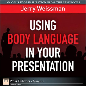 Using Body Language in Your Presentation (e-bok