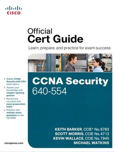 CCNA Security 640-554 Official Cert Guide (e-bo