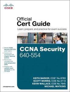 CCNA Security 640-554 Official Cert Guide (e-bo