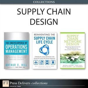 Supply Chain Design (Collection) (e-bok) av Mar