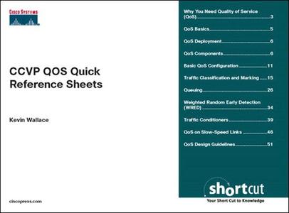 CCVP QOS Quick Reference (e-bok) av Kevin Walla