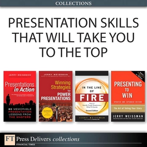 Presentation Skills That Will Take You to the T