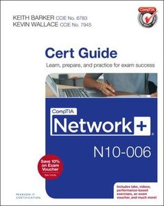 CompTIA Network+ N10-006 Cert Guide (e-bok) av