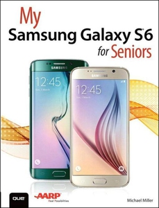 My Samsung Galaxy S6 for Seniors (e-bok) av Mic