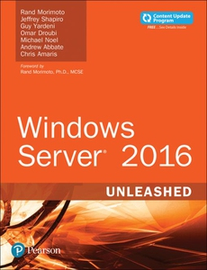 Windows Server 2016 Unleashed (includes Content