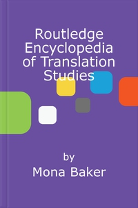 Routledge Encyclopedia of Translation Studies (