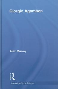 Giorgio Agamben (e-bok) av Alex Murray