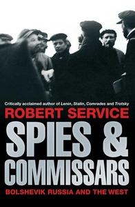Spies and Commissars (e-bok) av Robert Service