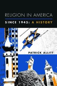 Religion in America Since 1945 (e-bok) av Patri