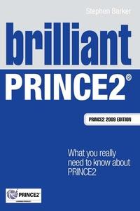 Brilliant PRINCE2 (e-bok) av Stephen Barker