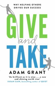 Give and Take (ebok) av Adam Grant