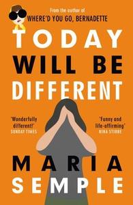 Today Will Be Different (ebok) av Maria Sempl