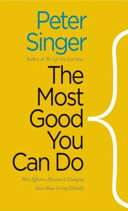 The Most Good You Can Do (e-bok) av Peter Singe