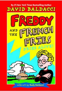 Freddy and the French Fries #1: (ebok) av Dav