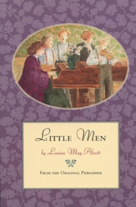 Little Men (ebok) av Louisa May Alcott