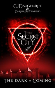 The Secret City (ebok) av C. J. Daugherty, Ca
