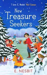 New Treasure Seekers (ebok) av E. Nesbit