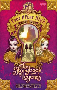 Ever After High: The Storybook of Legends (eb
