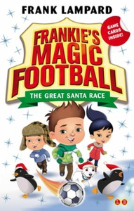 The Great Santa Race (ebok) av Frank Lampard