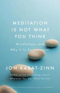 Meditation is Not What You Think (ebok) av Jo