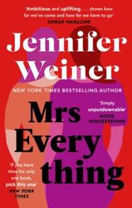 Mrs Everything (ebok) av Jennifer Weiner