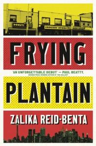 Frying Plantain (ebok) av Zalika Reid-Benta
