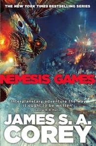 Nemesis Games (ebok) av James S. A. Corey