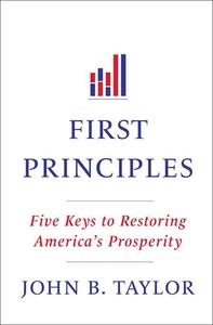 First Principles (e-bok) av John B. Taylor