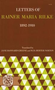 Letters of Rainer Maria Rilke, 1892-1910 (e-bok