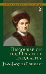 Discourse on the Origin of Inequality (e-bok) a