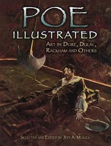 Poe Illustrated (e-bok) av Jeff A. Menges