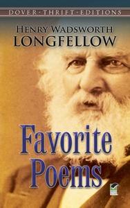 Favorite Poems (e-bok) av Henry Wadsworth Longf